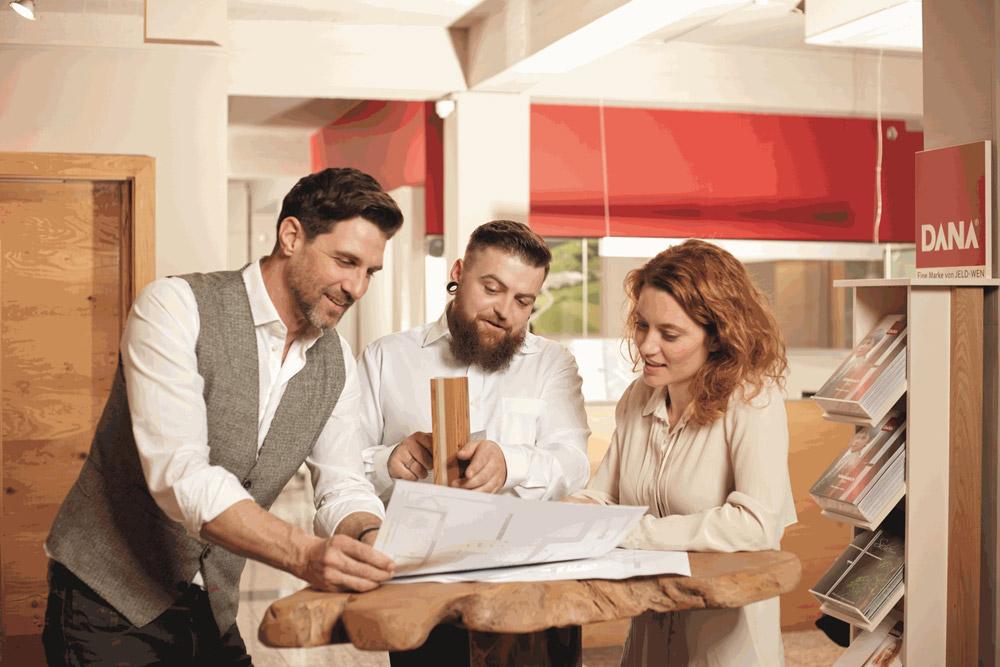 Tür auf zum individuellen Wohntraum – mit PlanCheck